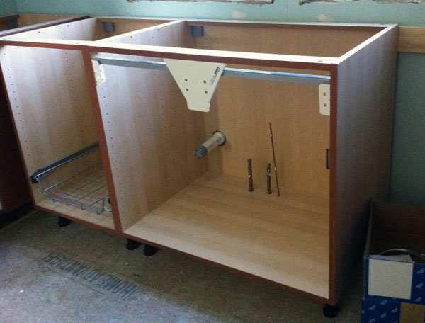 Lean to shed knowing narrow sideboard ikea - Kitchen sink support brackets ...